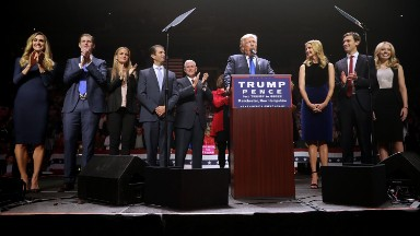 Trump's family plan to cut business conflicts falls short