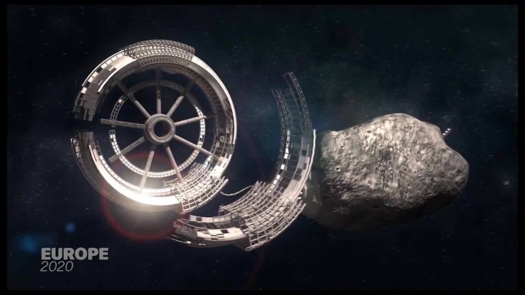 Luxembourg boldly invests in asteroid mining