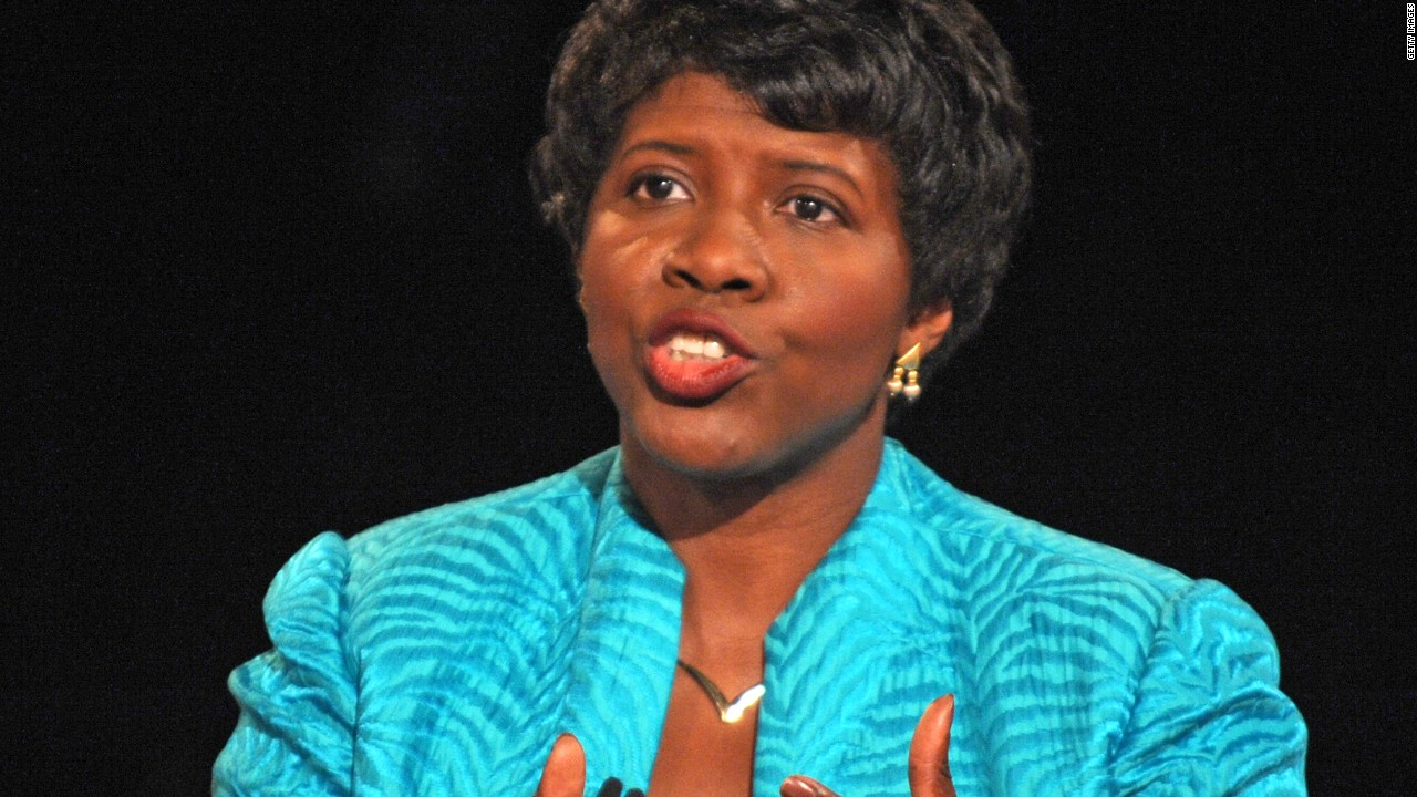 Gwen Ifill, veteran journalist and newscaster who cohosted PBS