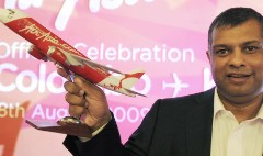 Tony Fernandes in 60 seconds