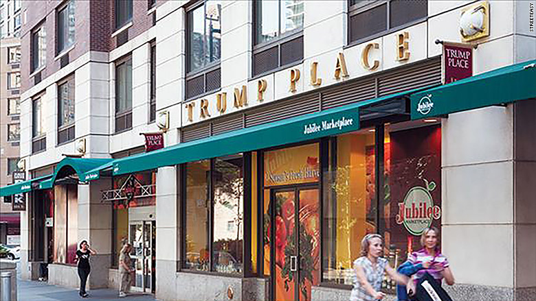 trump place streeteasy