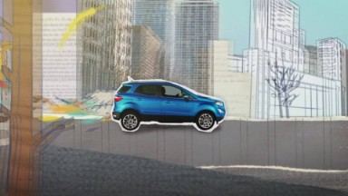 Ford targets young drivers with EcoSport