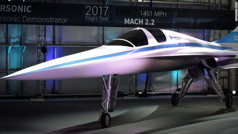 boom plane prototype
