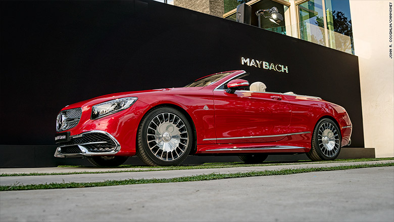 This Convertible Is Now The Most Expensive Mercedes You