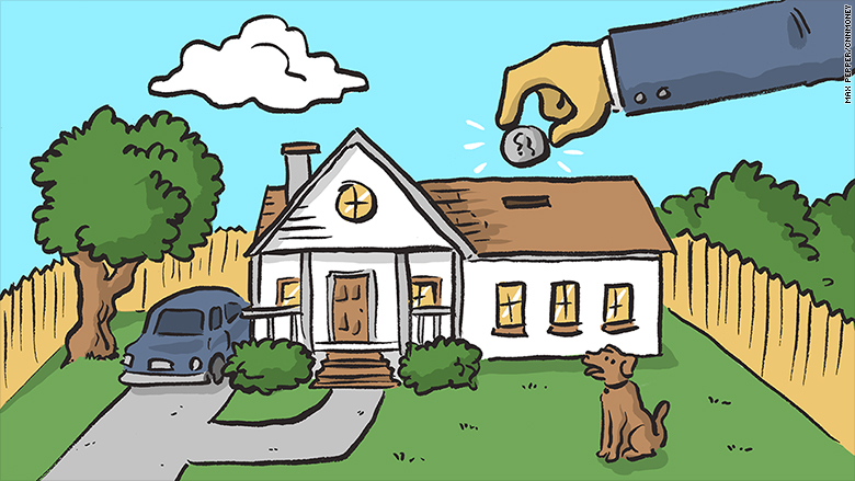 How to save enough money for a down payment on a home