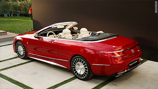 Autos new and old cars car buying tips and car reviews for Mercedes benz most expensive car