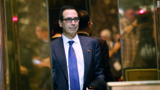 Mnuchin talks tech: 'I don't understand these valuations'