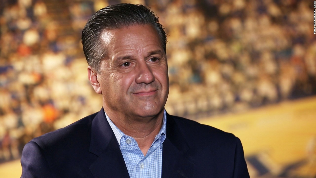John Calipari: Coach Calipari On Leadership, Social Media In Age Of Trump