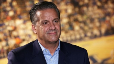 Coach Calipari on leadership, social media in age of Trump