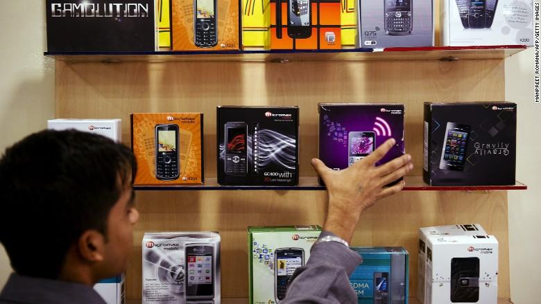 india micromax smartphone