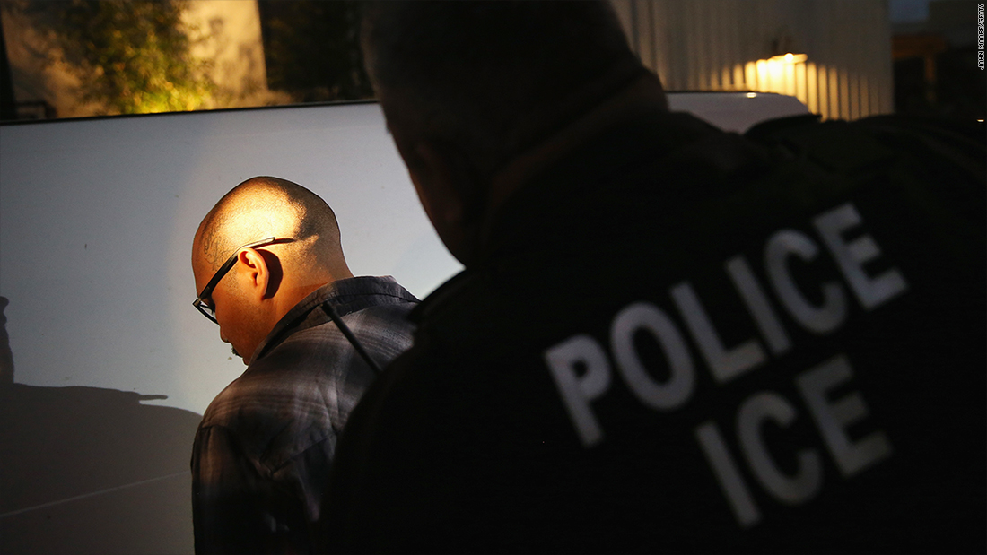 What ICE's immigration crackdown on businesses looks like