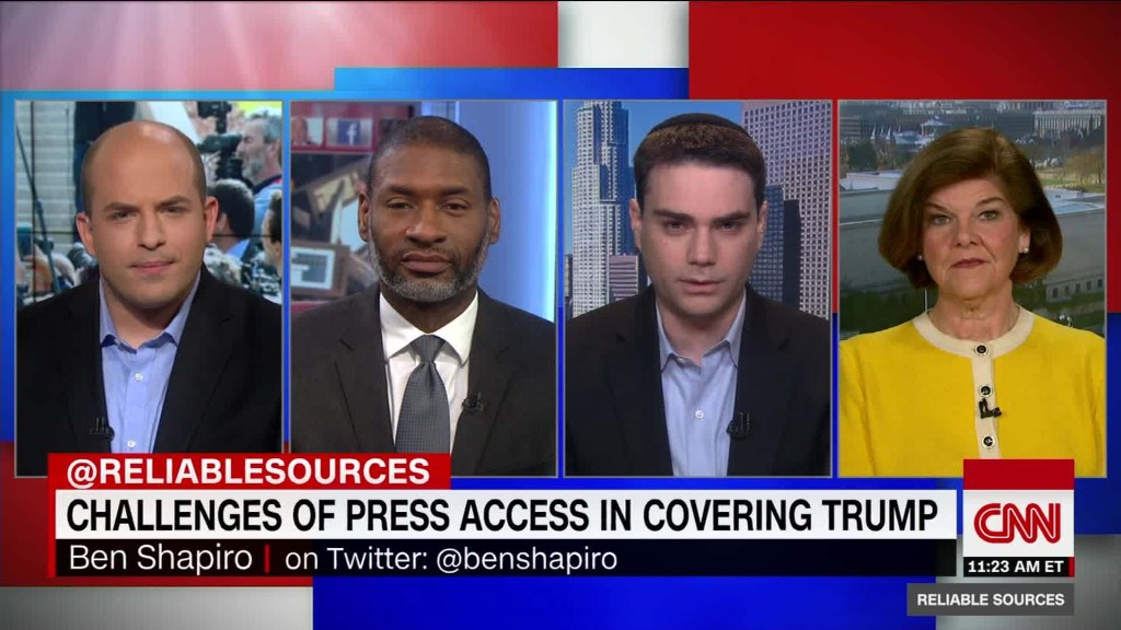 Concerns about president-elect limiting 'press pool' access