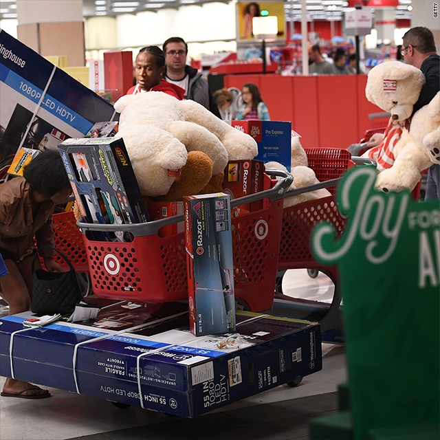 Why I shop on Black Friday (Hint: It's not for the deals)