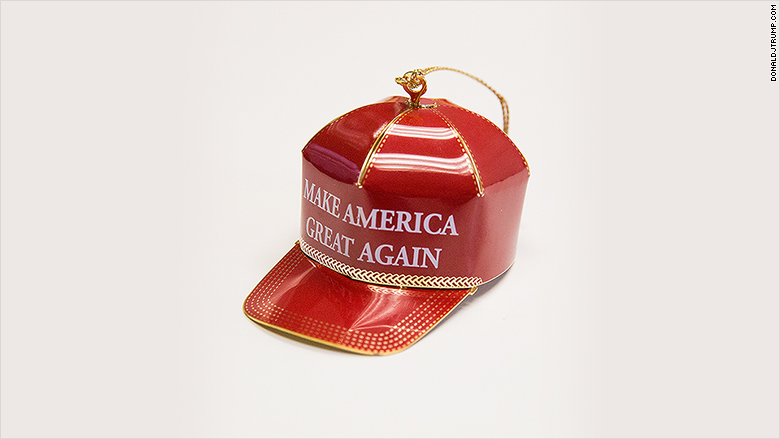 66105df5a7bf The campaign s online store is advertising a 30% deal on Trump-branded  clothing and memorabilia.