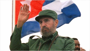 CUBA stock fund surges after Fidel Castro's death