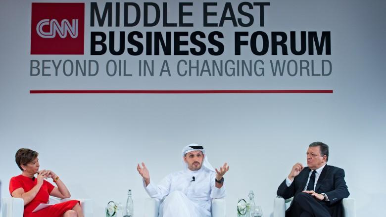 Mubadala CEO, Khaldoon Al Mubarak