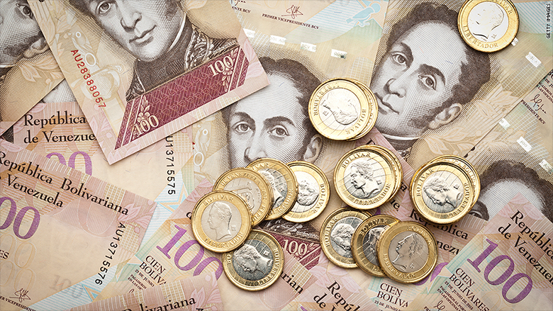 venezuela currency