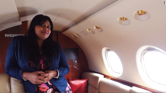 Business class or private jet? This young Indian entrepreneur can help
