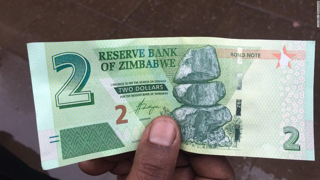Zimbabwe's economy in crisis
