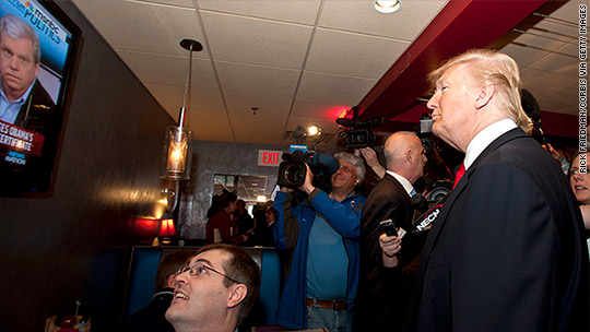 Donald Trump's Twitter inspiration: cable news?