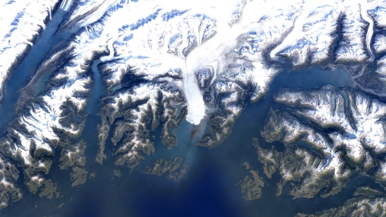 Google Earth Timelapses Show Climate Change Video Technology - Latest google satellite images