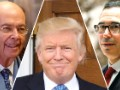 Trump's ultra-rich Cabinet could save big with tax law