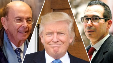 American CEOs are thrilled with Trump