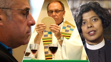 LGBTQ clergy tackle tough issues ahead of Trump presidency