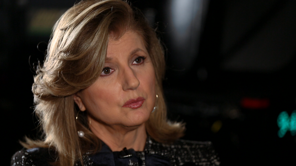 Arianna Huffington: Sexism 'not a systemic problem' at Uber