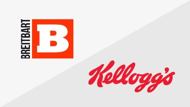 Breitbart goes to war with Kellogg's over move to pull ads
