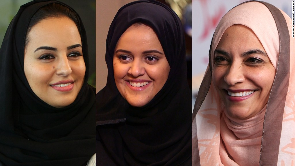 Saudi businesswomen: We want to drive