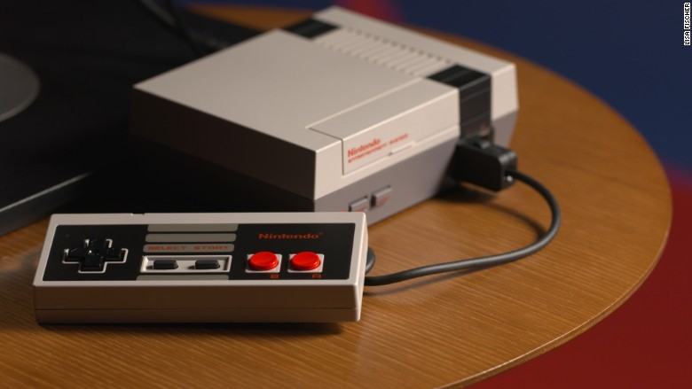 nes classic edition - 13 hottest tech gifts under $100 - cnnmoney
