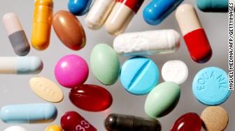 health spending prescription pills