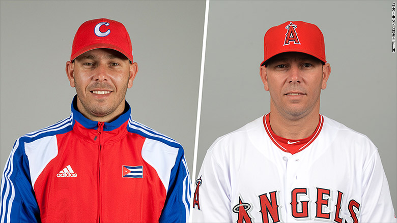 cuban baseball split yunesky maya