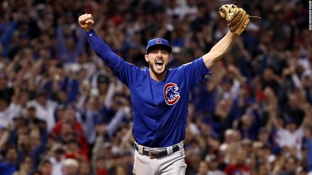 5 stunning stats about MLB