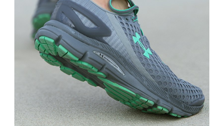 Under Armour Gemini 2 smart sneakers. The 12 must-have tech gifts of 2016