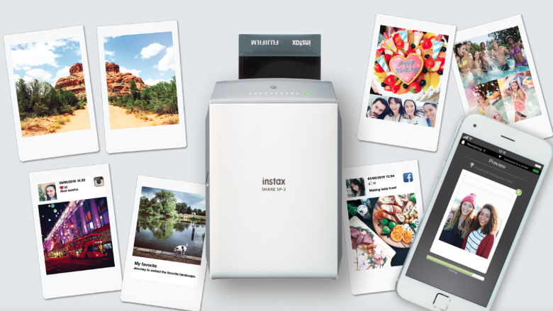 FujiFilm SP 2 Printer. The 12 must-have tech gifts of 2016
