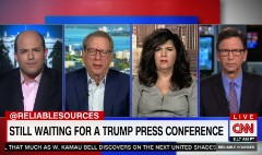 Still waiting for a Trump press conference