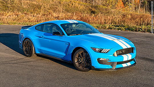 Shelby GT350 could be the best Mustang yet