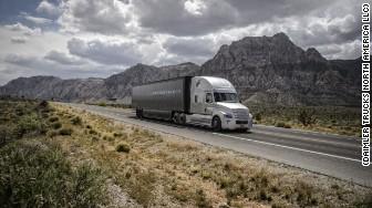 daimler truck driverless 2