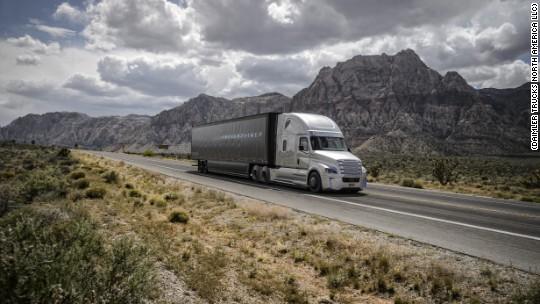 How Ohio's self-driving trucks gamble may backfire
