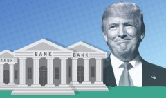 Trump and the Fed are throwing a party for banks