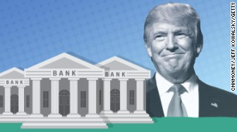 trump main street banks
