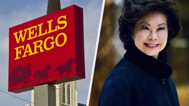 Trump transportation pick Elaine Chao made $1.2 million from Wells Fargo