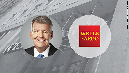 Wells Fargo's CEO is getting a 36% raise after the bank's nightmare year