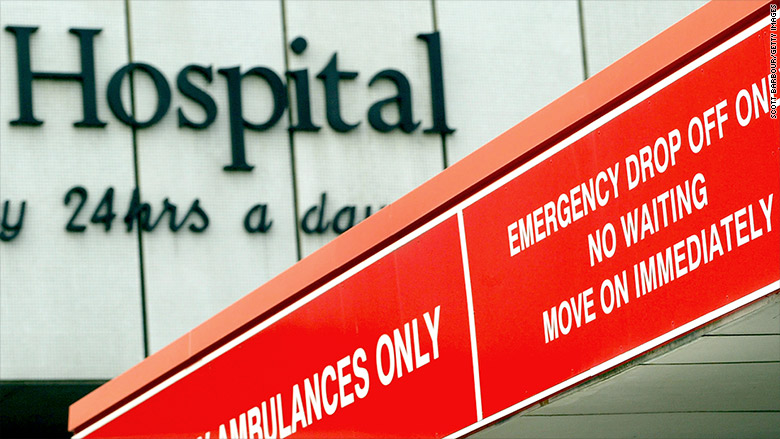 Doctors and hospitals ask patients to pay up before treatments