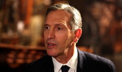 Starbucks CEO: 'America needs a successful president'