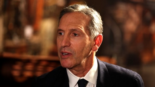 Starbucks' Howard Schultz: Why men can be bad leaders