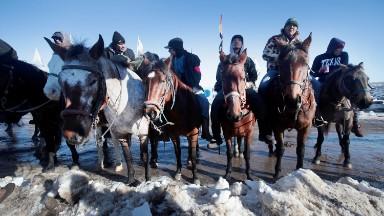 Trump's top oilman: Dakota tribes being used by 'fringe'
