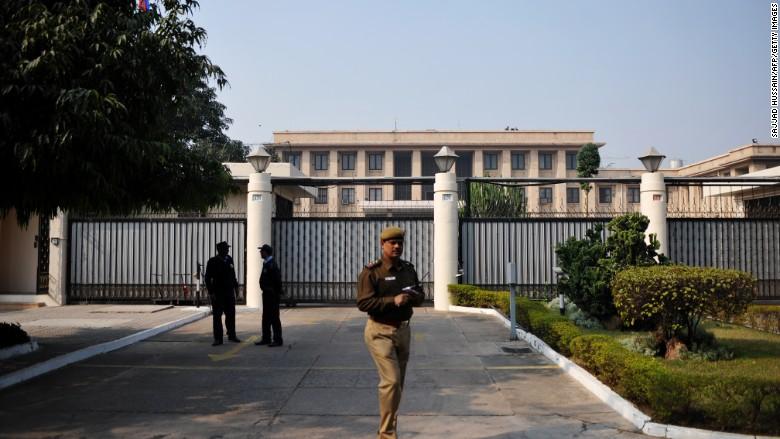 russia embassy new delhi